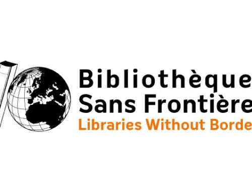 Accompagnement de Bibliothèques sans frontières