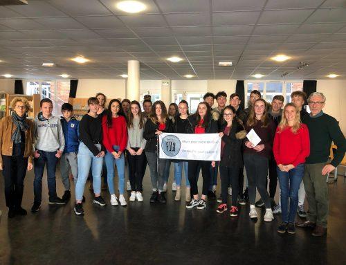 Soutien de l'Institut Saint Joseph – Le Havre