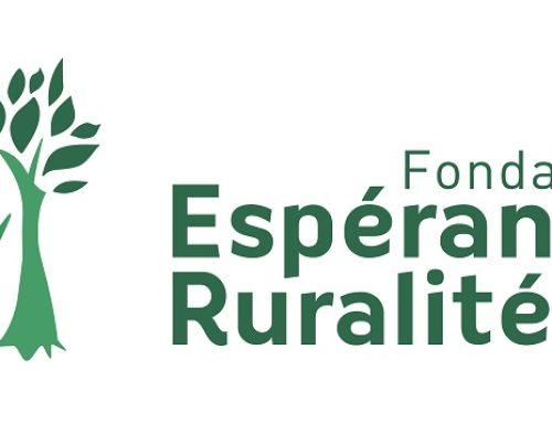 Soutien à Espérances Ruralité