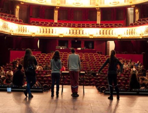 """La Fondation Valentin Ribet soutient le projet """"En Itinérance"""" porté par le Théâtre de l'Odéon."""